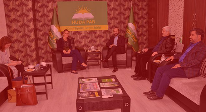 Visit to HUDA PAR from Undersecretary of the Embassy of the Netherlands