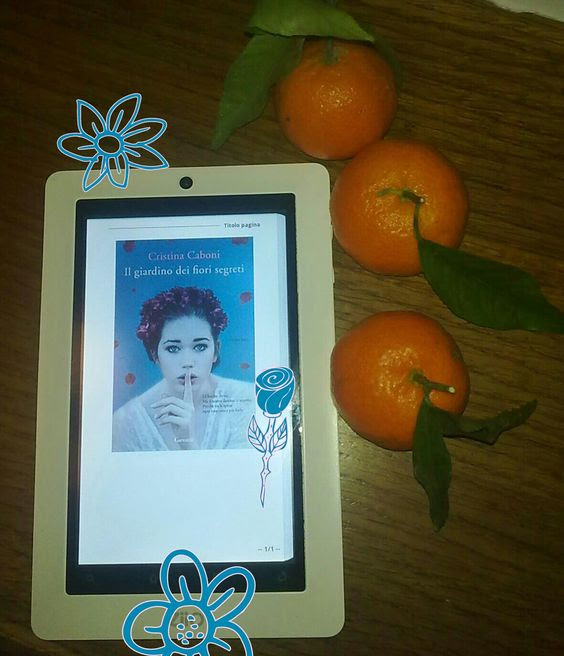 Liz matutteame beauty world cristina caboni il - Il giardino dei fiori segreti ...