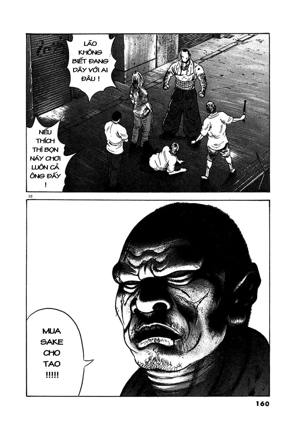 Oyaji chap 7 trang 10