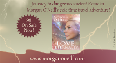 Sale! Love, Eternally by Morgan O'Neill
