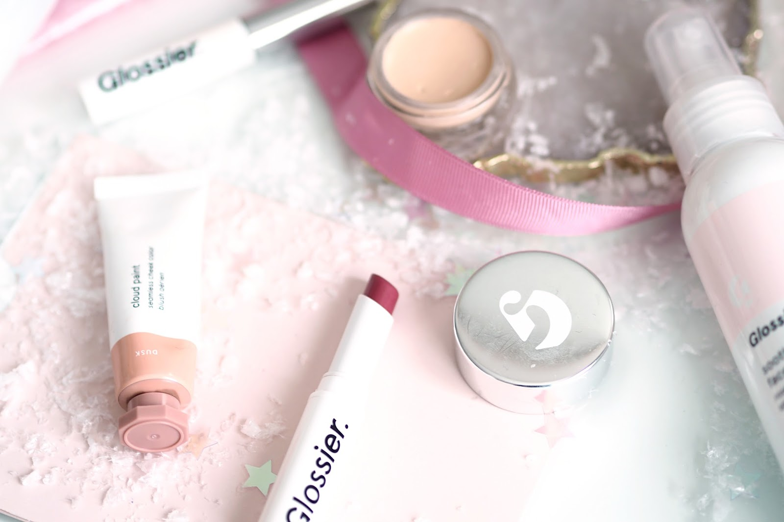 Glossier Haul and UK Pop-Up Store!