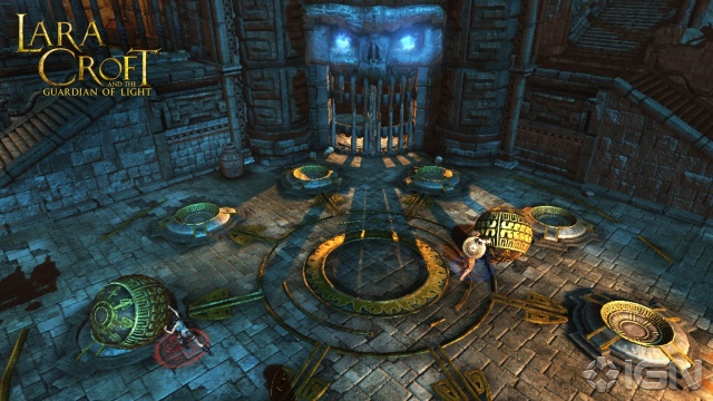 Lara Croft and the Guardian of Light PC Full Español