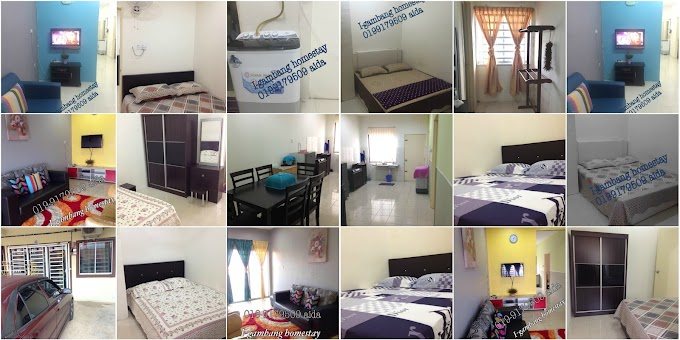 Homestay Gambang Murah Dan Selesa di i-Gambang Homestay