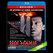 Duro de matar (1988) BRRip 720p Audio Dual Latino-Ingles