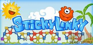 Sticky Linky Game for Galaxy Y & All Low End Android Devices { GamePlay Video }