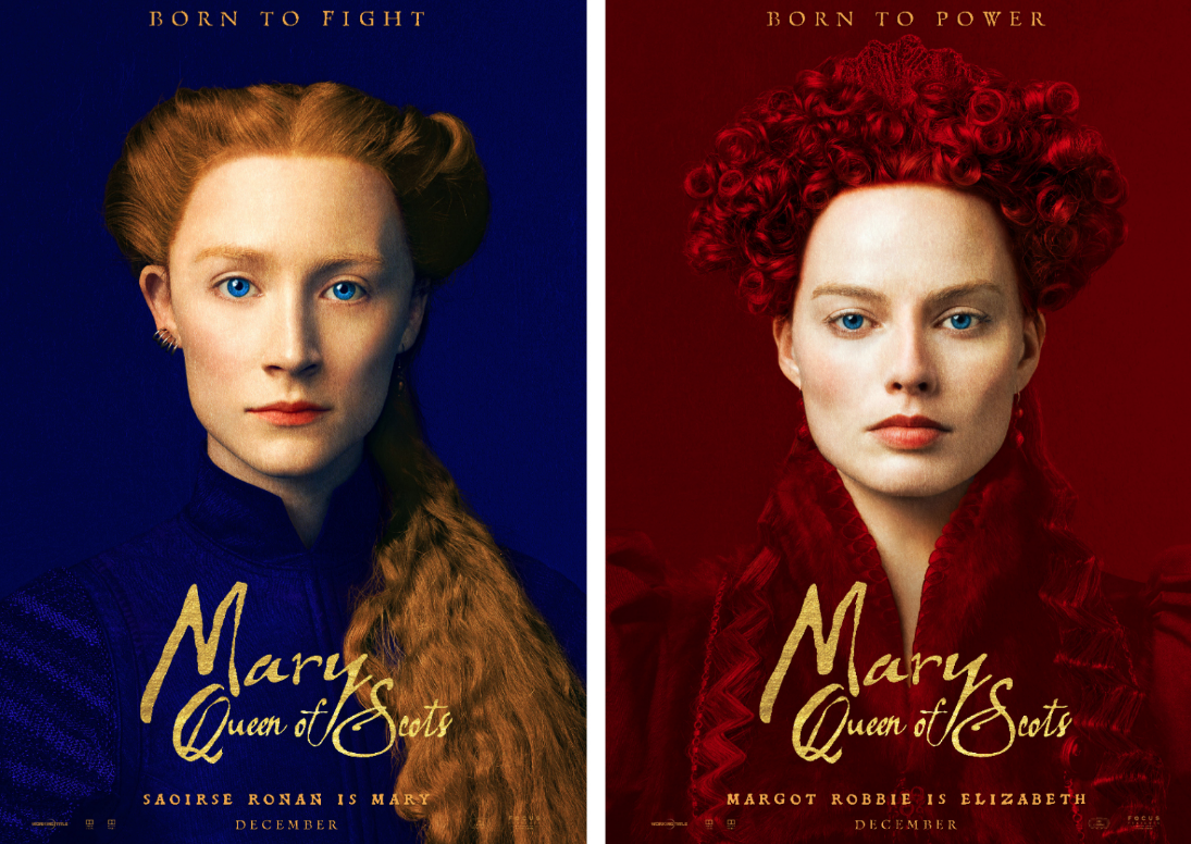 Untold Story of Mary, Queen of Scots, and Elizabeth I
