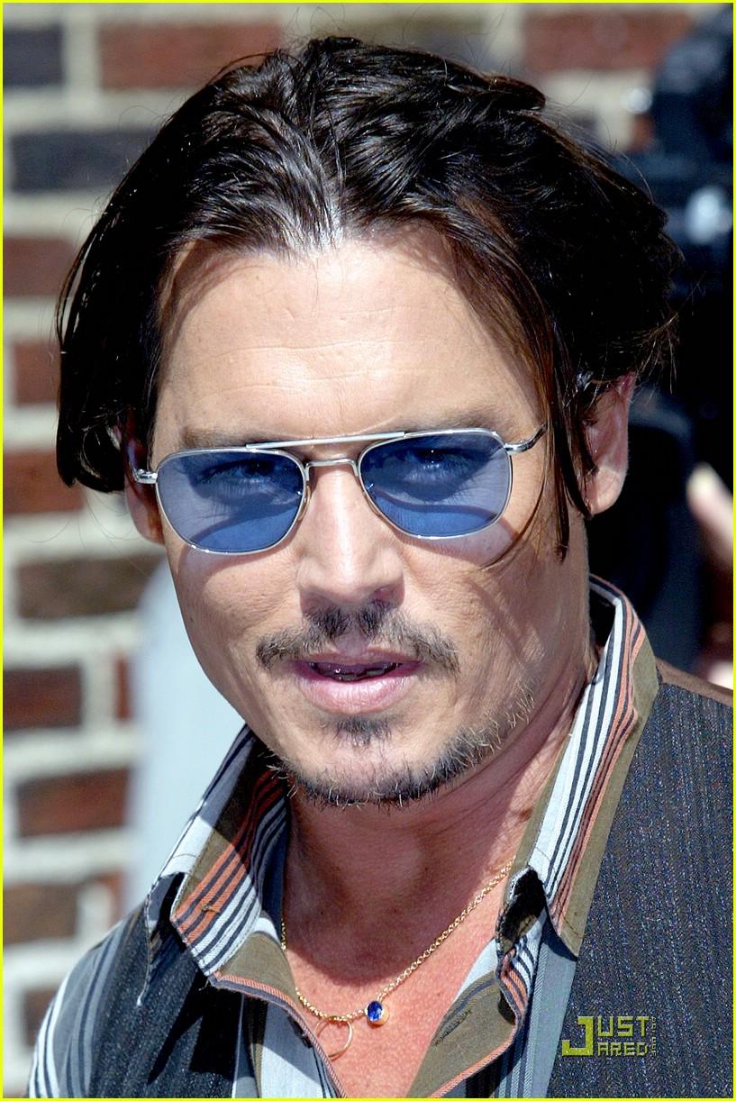 hairstyles for men: Johnny Depp Hair - Johnny Depp Movies