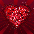 Valentines Day Pictures of Heart Love Cards Colors