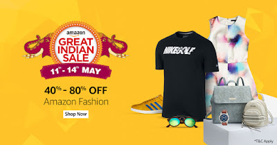 Amazon great Indian Sale Day 3