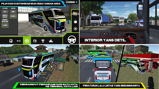 Mobile Bus Simulator Android