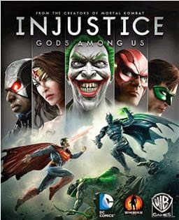 PC Games Injustice Gods Among Us Ultimate Edition Full