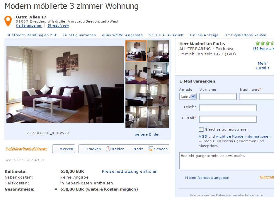 Wohnung Dresden Immowelt