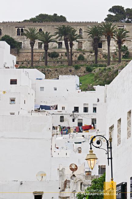 Tetouan Medina Berber Quarters Kasbah