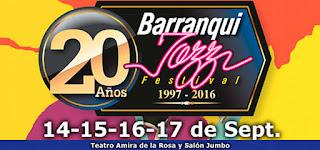 Barranquijazz, con repertorio listo para su edición número 20 / stereojazz