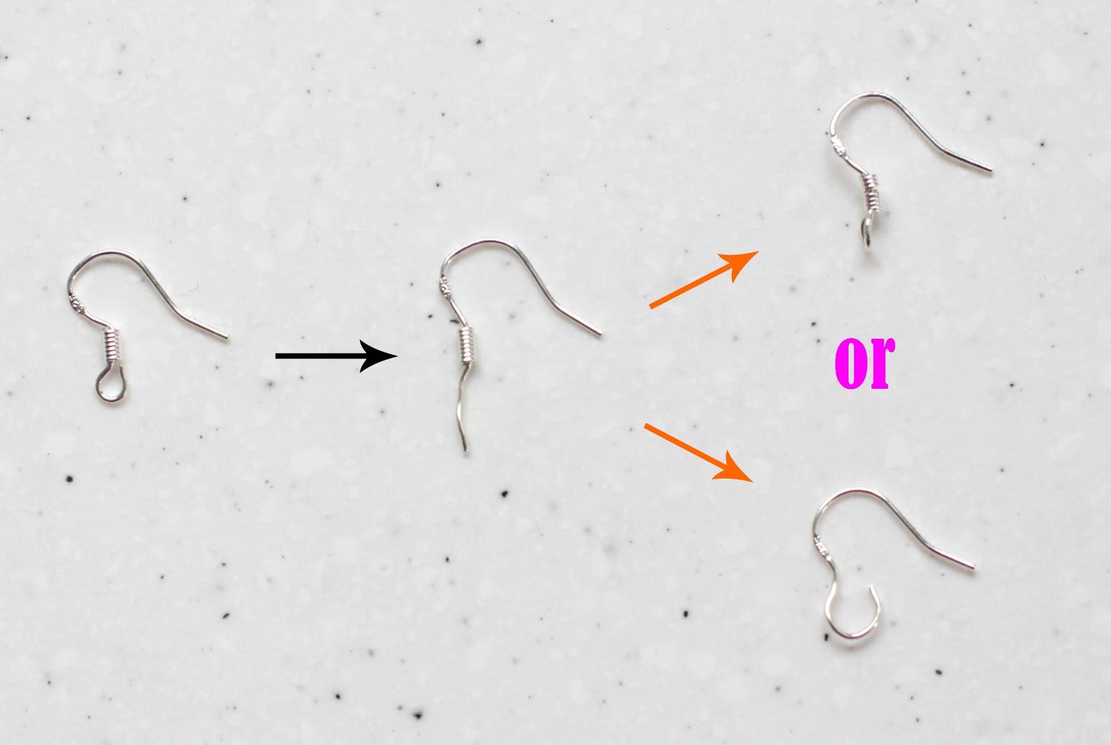How To Pendant Charm Earrings