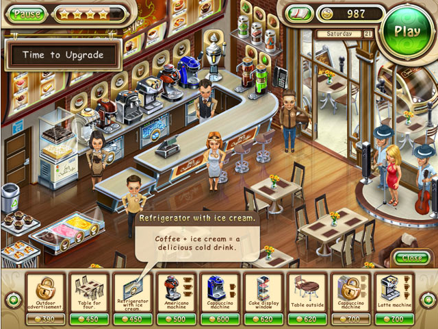 Download-game-Organic-Coffee-cafe-administration-free-of-the-computer