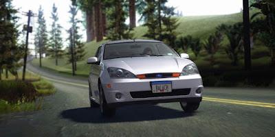 gta sa mod car carro ford focus ZX3/SVT 2000-2004 vehfuncs avant