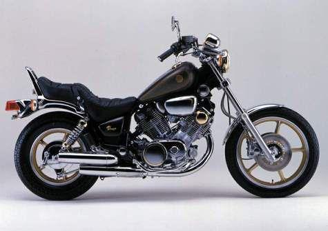 Cafe Racer Sang Legenda Yamaha XV750