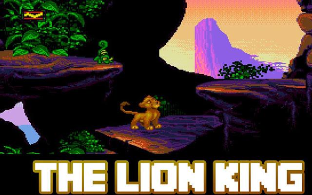 The Lion king, Disney, videojuego, consola, Pc, Windos, Amiga, Game boy, Master System, descargar el Rey león, león, Simba, juego aventuras, multiplataforma, fecha de lanzamiento, entrada, películas