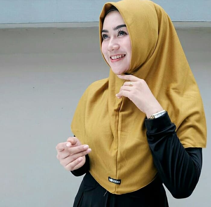 Jilbab Instan Najwa Terbaru Murah
