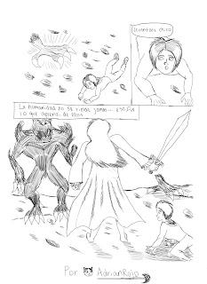 La Pagina 3 de Inmortals