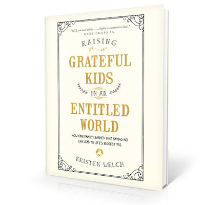 http://www.amazon.com/Raising-Grateful-Kids-Entitled-World/dp/1496405293/ref=sr_1_1?ie=UTF8&qid=1454107576&sr=8-1&keywords=raising+grateful+kids