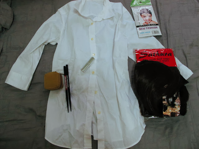 mia wallace costume