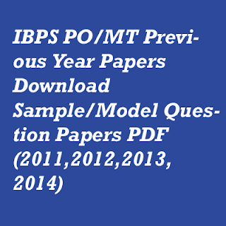Ibps Previous Year Solved Question Papers Pdf