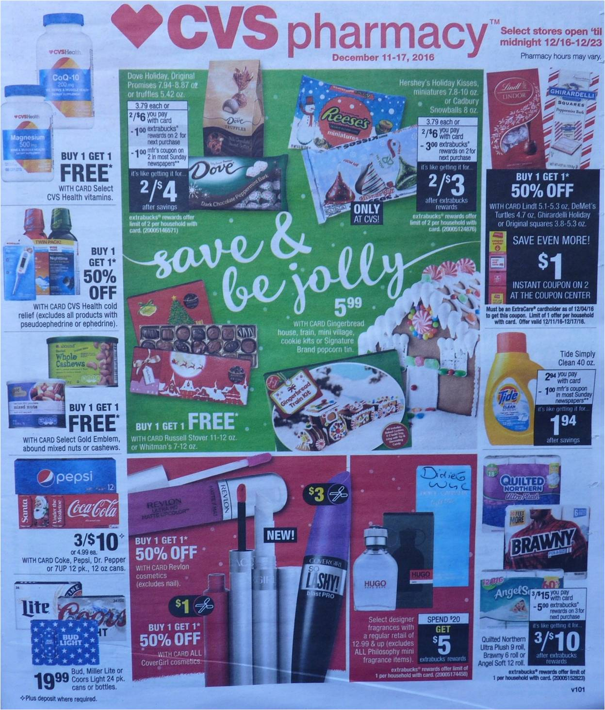 Simply CVS: CVS Ad Scan Preview for the Week of 12/11/16