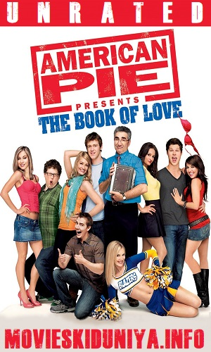 American Pie Presents The Book of Love (2009) 750Mb Full English Movie Download 720p Bluray