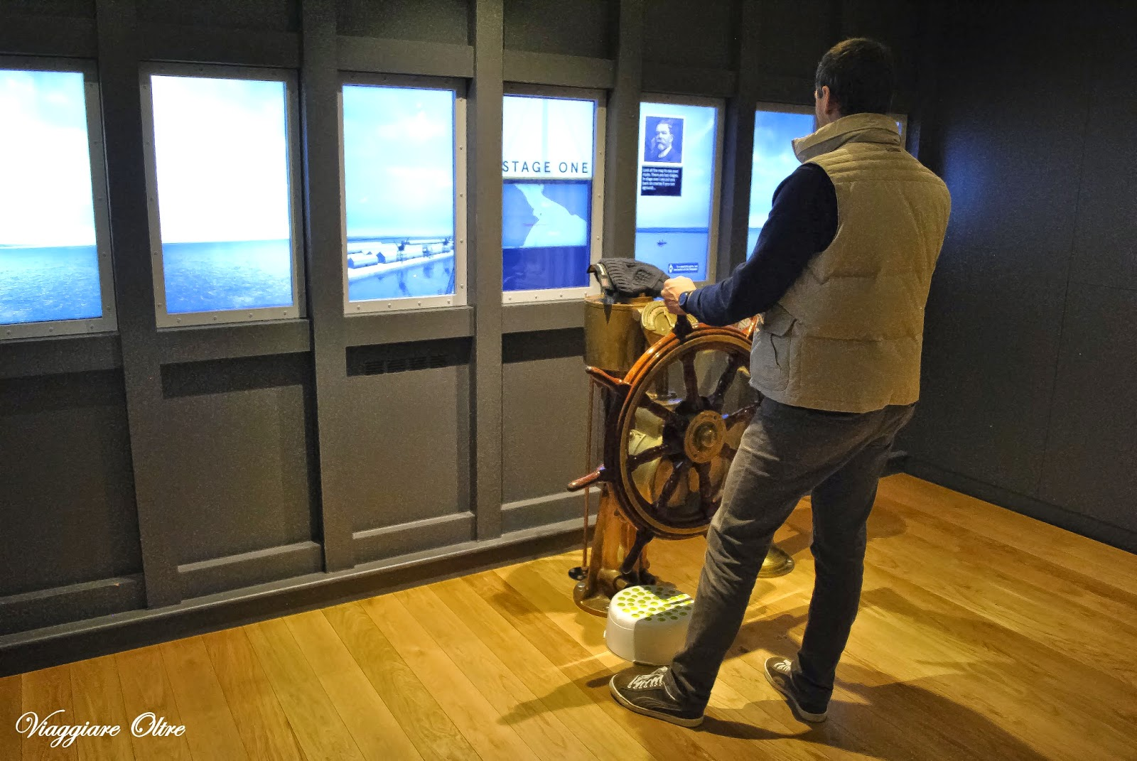 Museo del Titanic Southampton