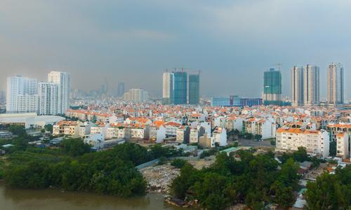 Thu nhập 16-20 triệu đồng có thể an tâm mua nhà Sài Gòn
