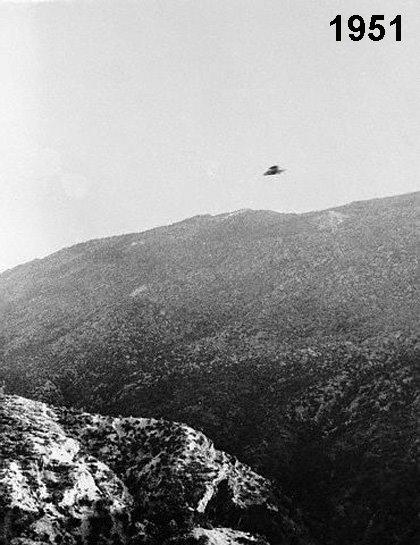Bằng chứng đĩa bay người ngoài hành tinh trong 140 năm lịch sử loài người
