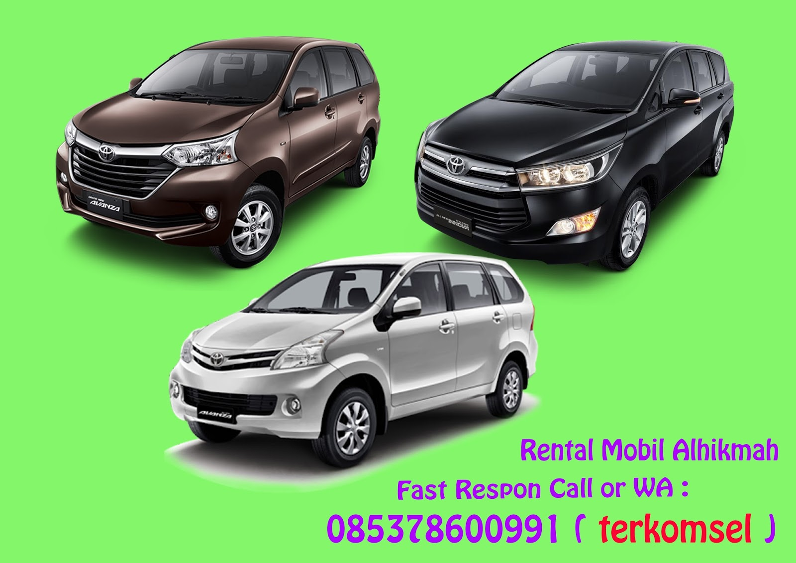 Sewa Mobil Grand New Avanza Jogja Jual Rental Palembang Murah Jasa