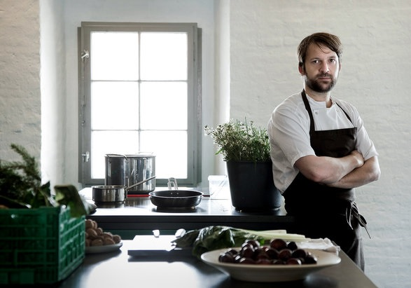 Rene Rexhep's restaurant Noma is moving to Australia