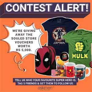 Super Hero Contest