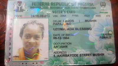 PAY ATTENTION!!!  IGBO WOMAN FOUND DEAD IN NNEWI AFTER SHE LEFT LAGOS - ANAMBRA STATE POLICE WANTS YOU TO IDENTIFY HER (GRAPHIC PHOTOS)