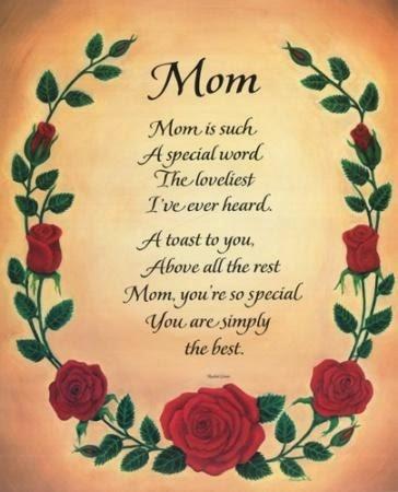 Bahasa Inggris Hari Ibu : bahasa, inggris, Bergambar:, Puisi, Dalam, Bahasa, Inggris, Artinya