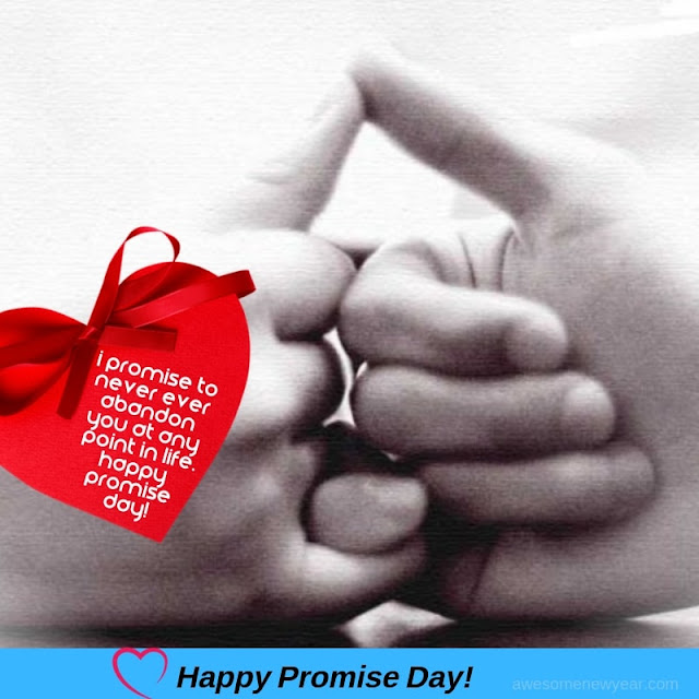 Happy Promise Day Wishes for Girlfriend