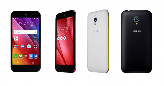ASUS Live Specifications and Antutu Benchmark ~ Asus Zenfone