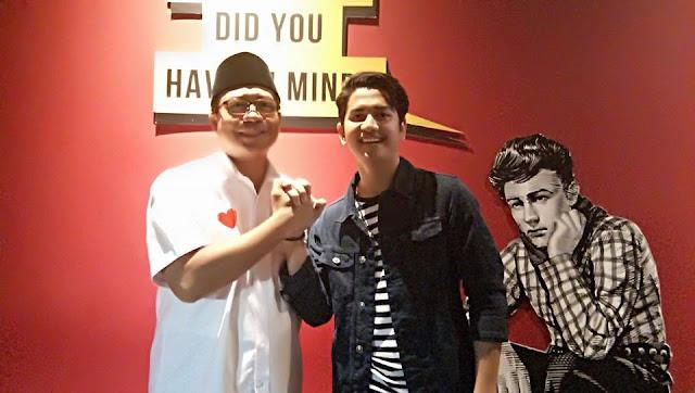 Ahmad Jajuli Nobar Film 5 Penjuru Masjid di Lampung