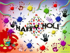 Happy Holi Poster Images