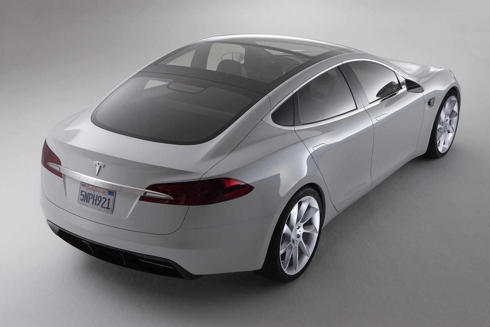Cars GTO: Tesla Model S Goes to Europe