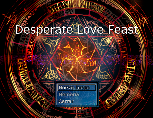 Desperate Love Feast Indie Horror Rpg Games
