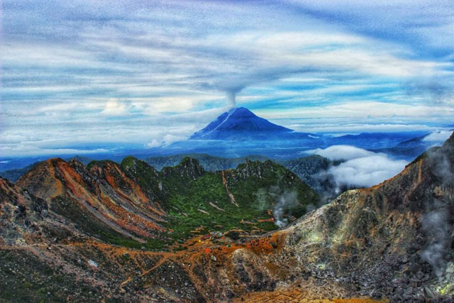 Gunung Siabayak