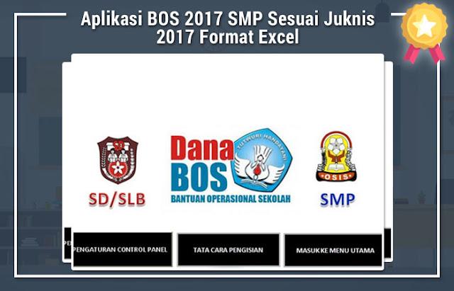 Aplikasi BOS 2017 SMP