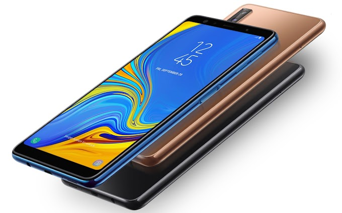 Samsung Galaxy A7 (2018) price in india full details