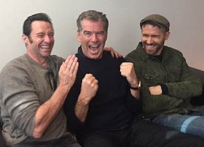 filme de Deadpool, Wolverine e Cable