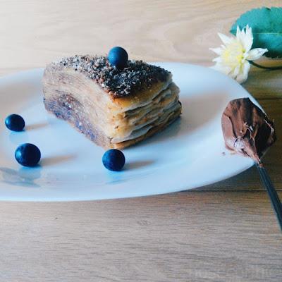 Torta od Palačinki - Pancake Cake