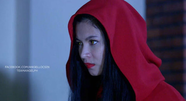 Angel Locsin Wins the Best Drama Actress For TV At Batarisan Awards